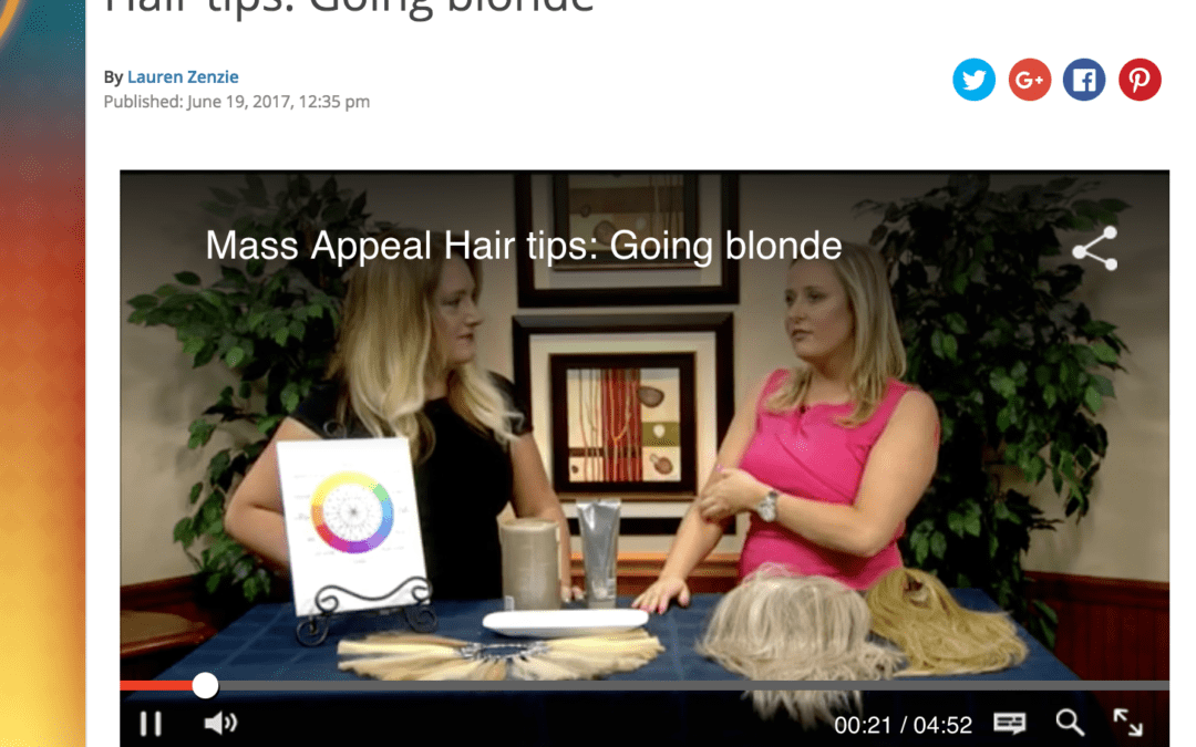 How To Blond Hair Tips – As Seen on Mass Appeal